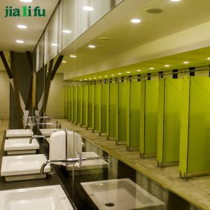 Jialifu Stainless Steel HPL Toilet Partition pictures & photos