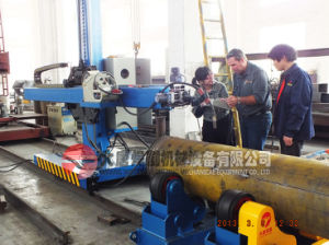 Ce Approved 8 Years Welding Manipulator Welding Center pictures & photos