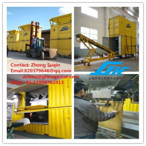 Port Hopper Equipted with Bagging Sewing Machine pictures & photos