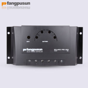 Warranty 2 Years 700W Street Light System PWM 20A Solar Controller 12V 24V pictures & photos