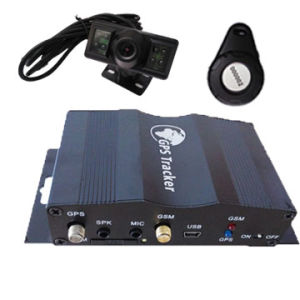 GPS Tracking System with Camera, Fuel Sensor, Temperature Tracking (tk510-kw) pictures & photos