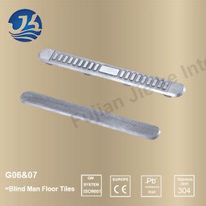 Stainless Steel Hardware Decorative Accessories Blind Man Floor Tiles