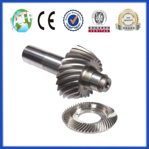 Agricultural Machinery Spiral Bevel Gear 13/34 pictures & photos