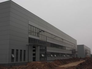 Prefabricated High Rise Light Steel Structure Building pictures & photos