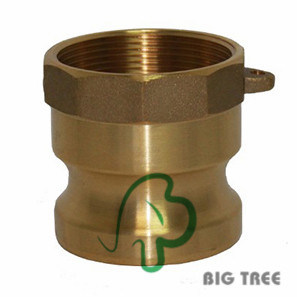 Brass Tube Quick Connect Coupling Camlock Groove Coupling pictures & photos