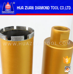 Diamond Drilling Core Bits Laser Welded pictures & photos
