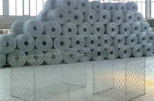 PVC Coated Galvanized Hexgonal Woven Type Gabion Cage for Stone pictures & photos