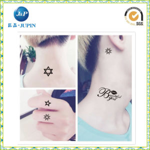 2016 Best Price Cool Professional Custom Back Tattoo Sticker (JP-TS072) pictures & photos