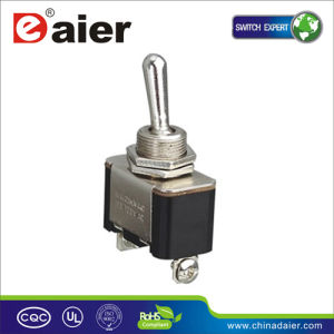 Heavy Duty 220V E-Ten Toggle Switch (KN3(A)-101) pictures & photos