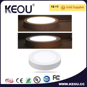 6W 12W 18W 24W Surface Mounted LED Panel pictures & photos