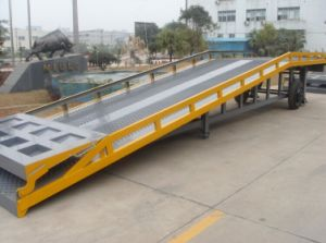 Mobile Yard Ramp with High Quality and Good Price pictures & photos
