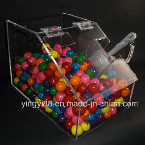 Best Selling Acrylic Candy Container for Sale pictures & photos