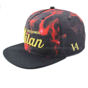 Custom Embroidery Snapback Cap pictures & photos