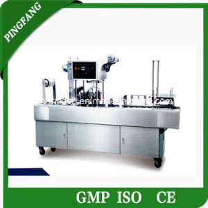 Ds-Bg32A Automatic Plastic Cup Filling and Sealing Machine pictures & photos