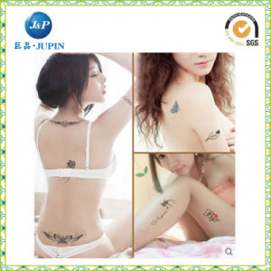 2016 Best Price Fashion Custom Sexy Chest Tattoo Sticker (JP-TS068) pictures & photos