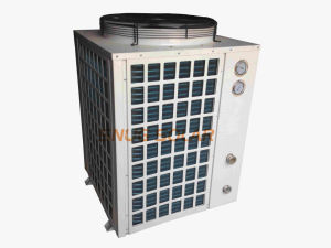 85 Degree High Temp Air Heat Pump with CE Certificate pictures & photos