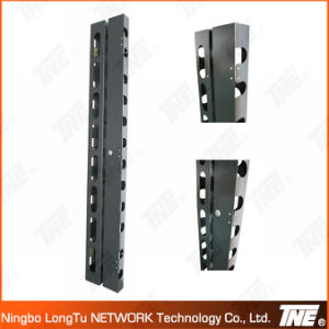 Network Cabinet Vertical Cable Management with Lockable Cover pictures & photos
