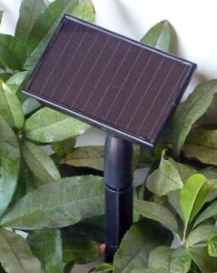 Glass PV Solar Panels with Battery and Controller Amorphous 0.7W pictures & photos