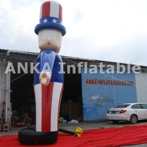 2016 New Design Inflatable Uncle Sam Character Products pictures & photos