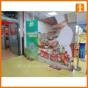 Hot Selling Trade Show Equipment Backwall Display (TJ-08) pictures & photos