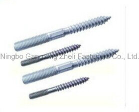 M4-M20 of Wood Thread Stud Screw with Carbon Steel pictures & photos