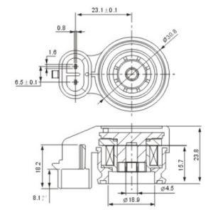 Solenoid Valve Coil, DC12V, 24V, AC110V, 220V, 50Hz/60Hz pictures & photos