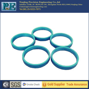 Good Precision CNC Machined Cutting PVC Rings pictures & photos