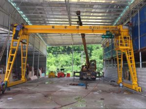 Mh Type Electric Hoist Bridge Crane with High Quality pictures & photos