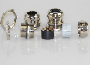 EMC Standard Type Industrial Cable Glands for Wire Sealing Protection pictures & photos