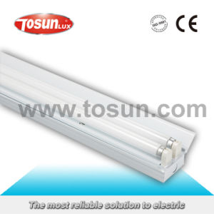 Ts-8005 Fluorescent Fixture T8 Lamp pictures & photos