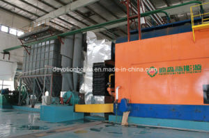 Energy Saving 8t/H Solid Fuel Steam Boiler pictures & photos