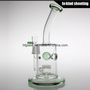 Glass Water Smoking Pipe Toro Glass for Jet Perc Borosilicate Oil Rig Hookah Glass Water Pipes Bubbler pictures & photos
