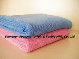 Customized Color Microfiber Towels with Good Design