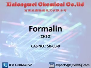 Offer Good Quality Formaldehyde 37% 40%with Best Plant Price pictures & photos