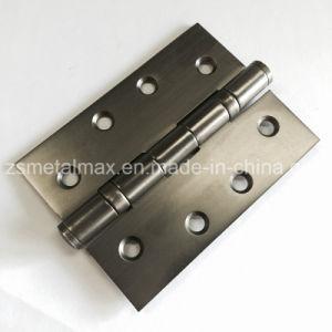 Stainless Steel 4 Inch 2 Ball Bearing Dark Bronze Door Hinge (104030) pictures & photos