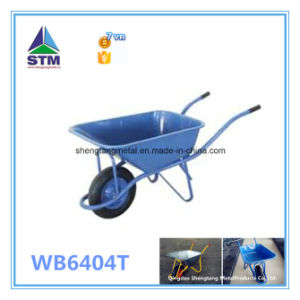Wb6400 Heavy Duty Wheel Barrow with Great Price pictures & photos
