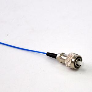 Fiber Optic FC Pigtail Single-Mode 0.9mm 9/125um Upc Standrad pictures & photos