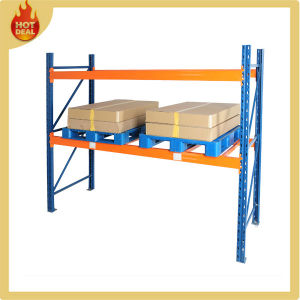 Heavy-Duty Steel Adjustable Warehouse Pallet Rack pictures & photos