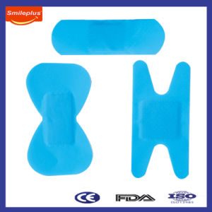 Metal Detectable Blue Bandage (HY3301-1) pictures & photos