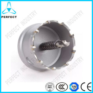 Tct Hole Saw Drill Bits for Stainless Steel Plate pictures & photos