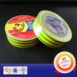 High Votage PVC Insulation Tape pictures & photos