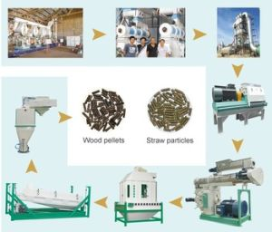3-4 Ton Per Hour Sawdust Hammer Mill pictures & photos