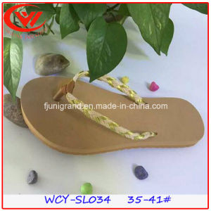 Top Quality Flip Flops Light Weight Slipper of Ladies pictures & photos