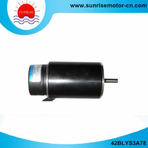 42blys3a78 33W 24VDC 0.1n. M 3000rpm Brushless DC Motor with Encoder pictures & photos
