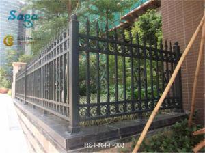 Iron Garden Fence Saga Fence