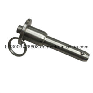 Stainless Steel Lock Pin with Precision CNC Machining