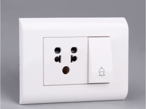 6/16A Combined Socket for Indian Market pictures & photos