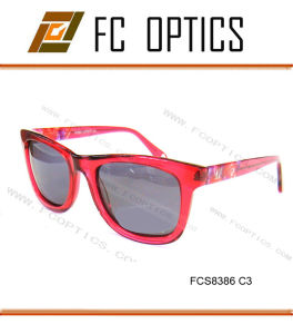 Pearl Color Nice Lamination Fashion Sunglasses pictures & photos