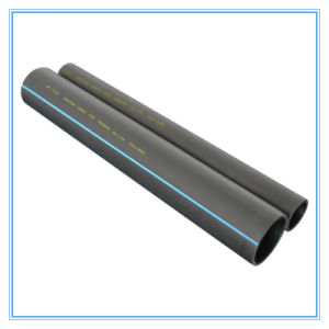 PE100/80 PE Plastic Tubes HDPE Pipe Suppliers Large pictures & photos
