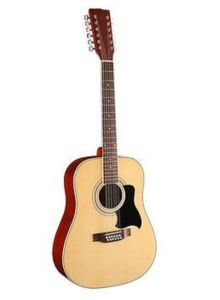 Cheap Price 12-String Dreadnaught Acoustic Guitar pictures & photos